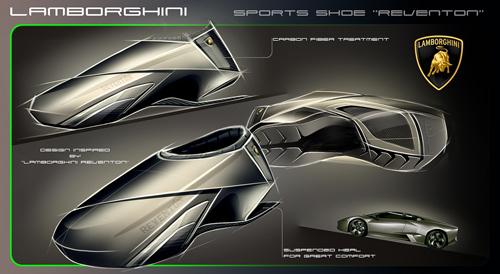 Lamborghini дизайн